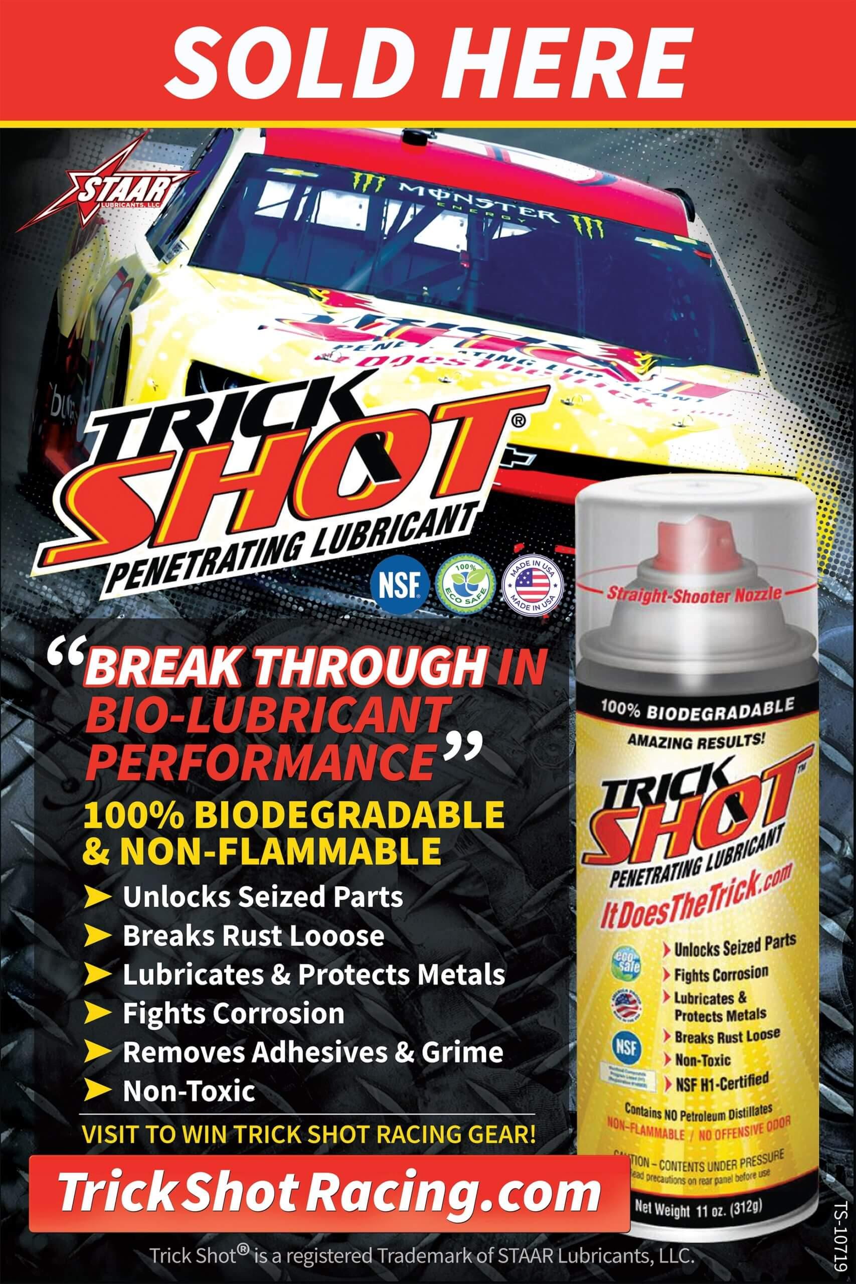 TrickShot Poster
