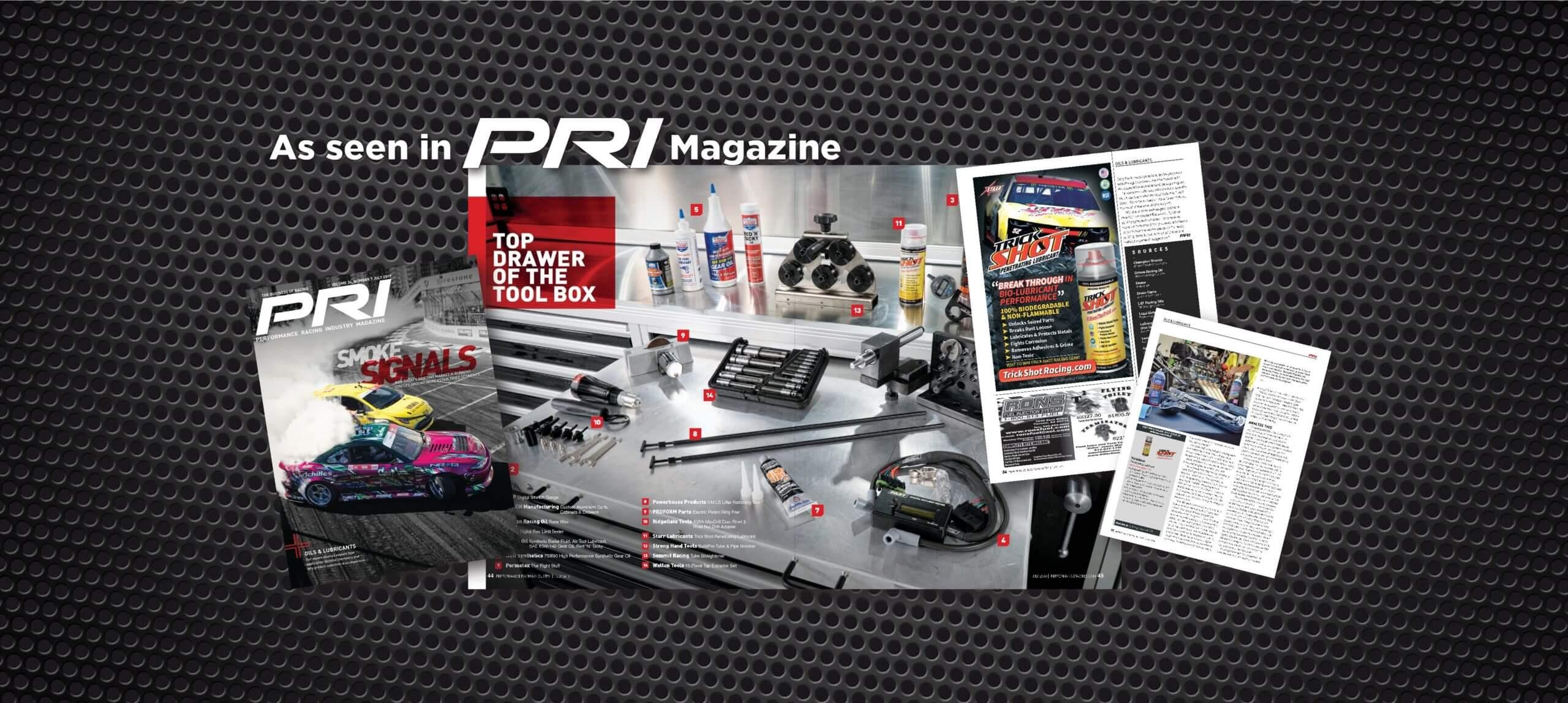 PRI Magazine Banner