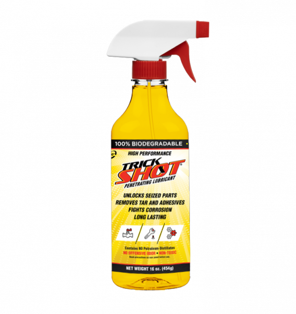 16oz Spray Bottle w/360° Swivel Head